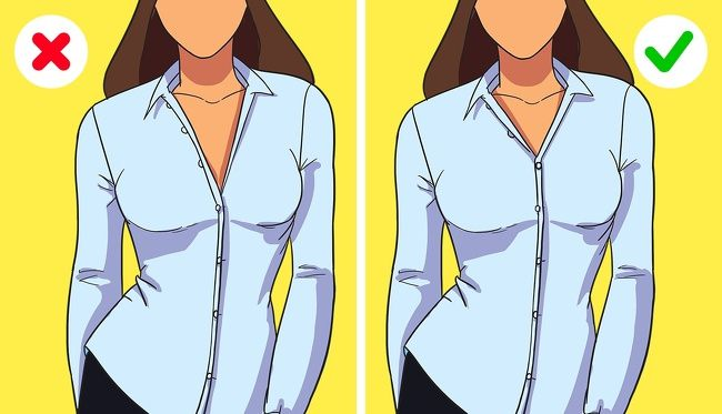 14 Must-Follow Dressing Rules That Help You Have A Perfect Appearance