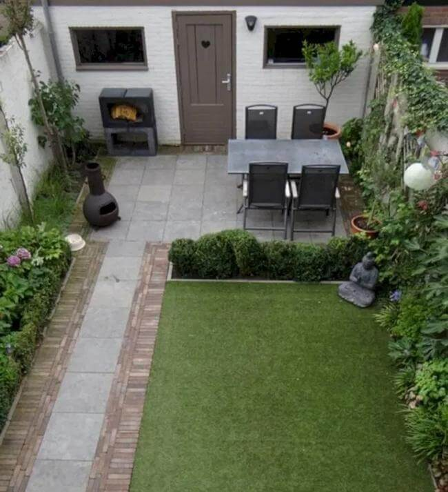 20+ Fabulous Small Backyard Designs That Will Impress You At The First Sight
