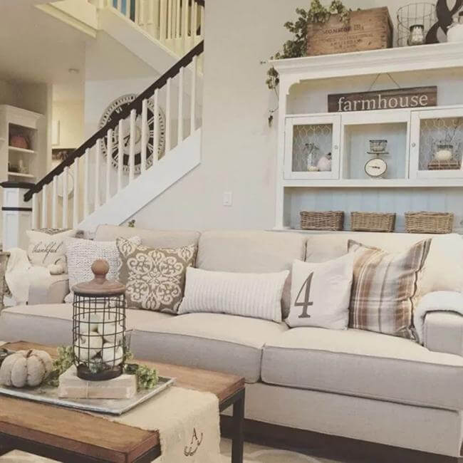 30+ Inspirational Living Room Decorations To Create Your Indoor Paradise