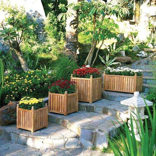 30+ Inspiring & Practical Container Gardening Ideas For A Gorgeous Display