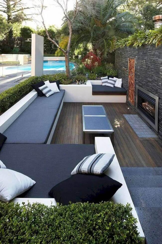 Impressive Modern Garden Decking Ideas