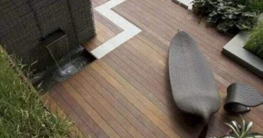 Impressive Modern Garden Decking Ideas