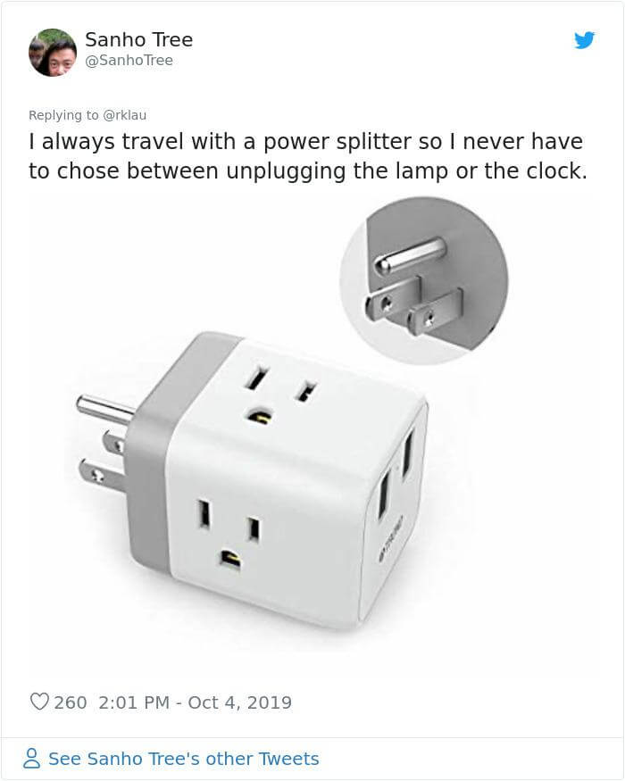 Brilliant Hotel And Traveling Hacks