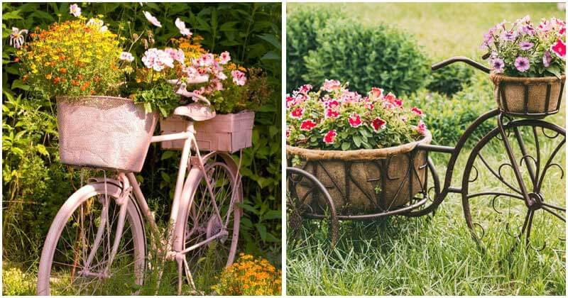30-Gorgeous-Bicycle-Planters-For-Garden-and-Yard-ft