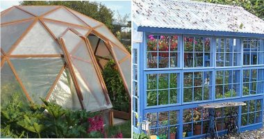 19 Beautiful Greenhouses For Your Backyard