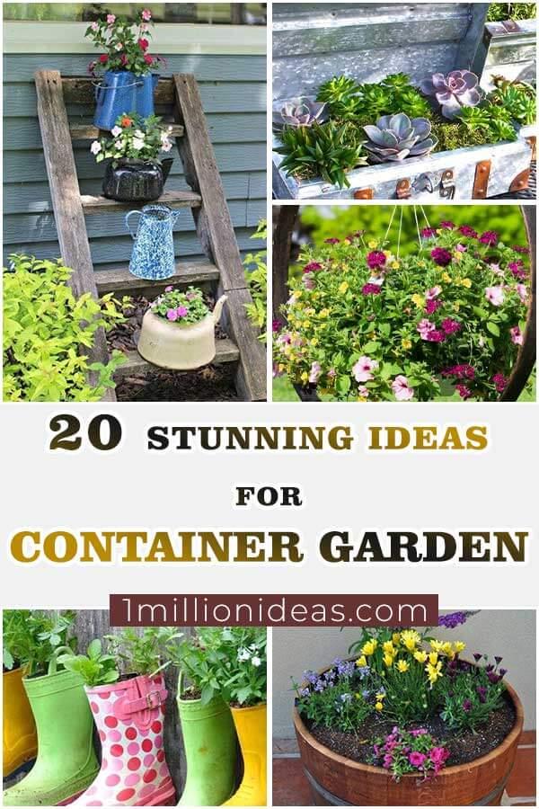 20-Stunning-Container-Garden-Ideas