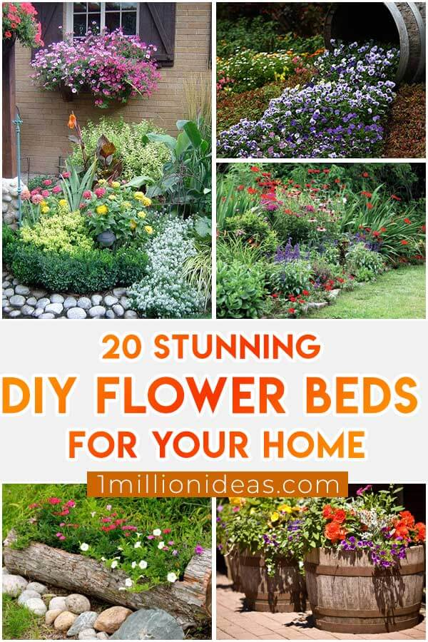 20-Stunning-DIY-Flower-Beds-For-Your-Home