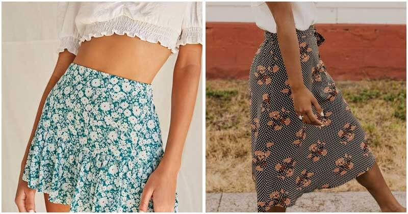 30-Chic-Summer-Floral-Skirts-Every-Women-Would-Love-ft