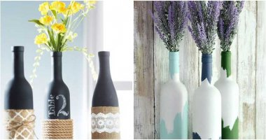 30 Creative Ideas For Wine Bottles