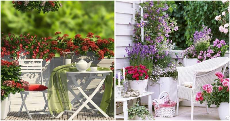 12 Best Great Romantic Balcony Ideas That Everyone Will Love