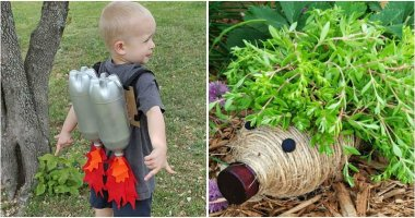 Great Ways to Reuse Your Old Plastic Bottles