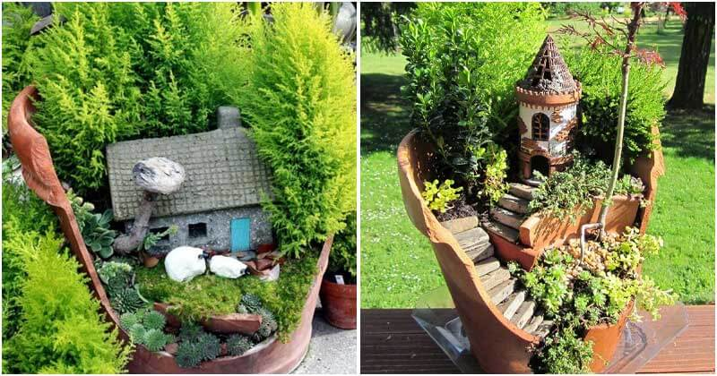 20-Charming-Fairy-Gardens-To-Make-With-Broken-Pots-ft