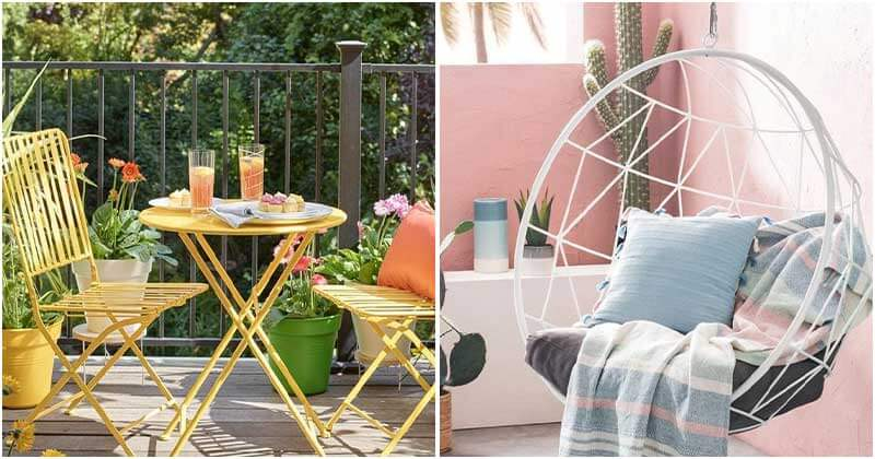 21 Most Beautiful Balcony Ideas