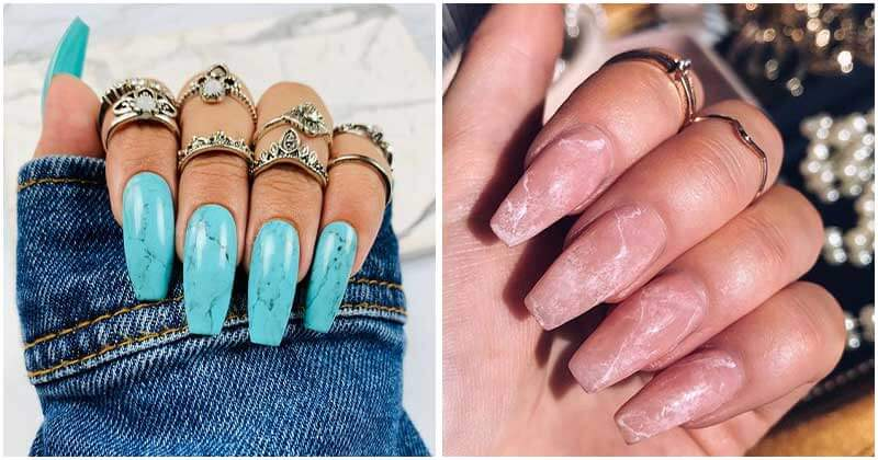 30-Gorgeous-Marble-Nail-Designs-ft