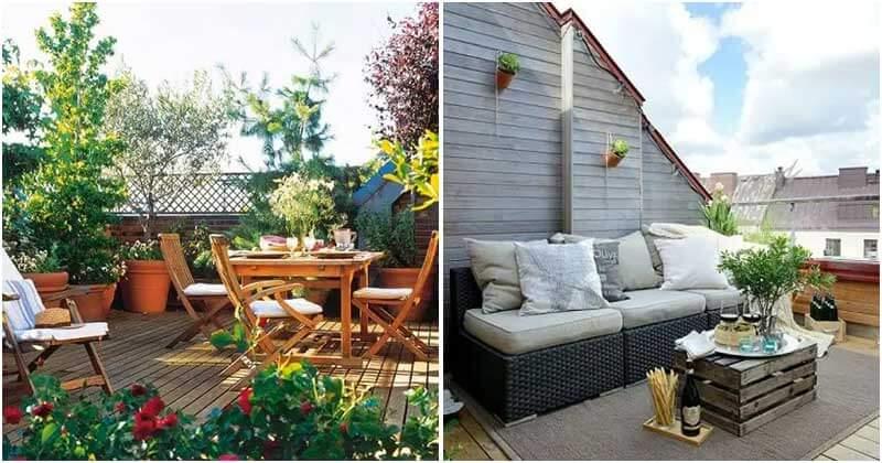 11 Best Rooftop Garden Design Ideas And Tips