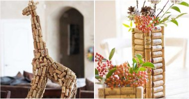 21 Creative And Cute DIY Ideas That Made From Wine Cork
