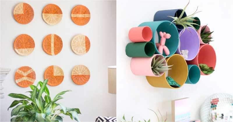 15 Inspiring DIY Wall Decor Ideas You Should Try