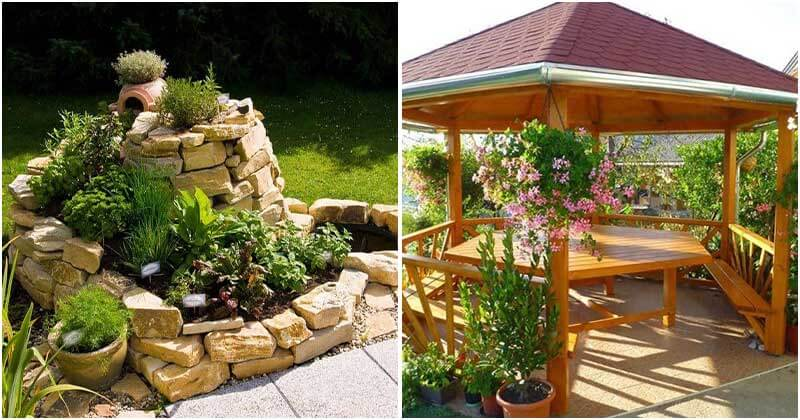 15 Ideas To Have DIY Beautiful Garden