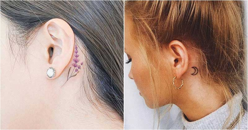 20-Charming-Tiny-Ear-Back-Tattoos-For-Women-ft