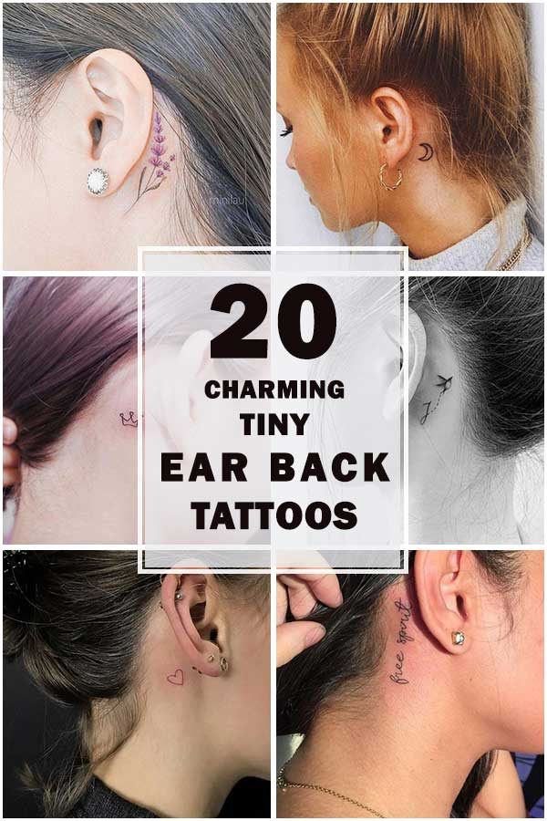 20-Charming-Tiny-Ear-Back-Tattoos-For-Women-ft1