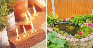 22 Creative Ways To Upgrade Your Old Bricks In The Garden