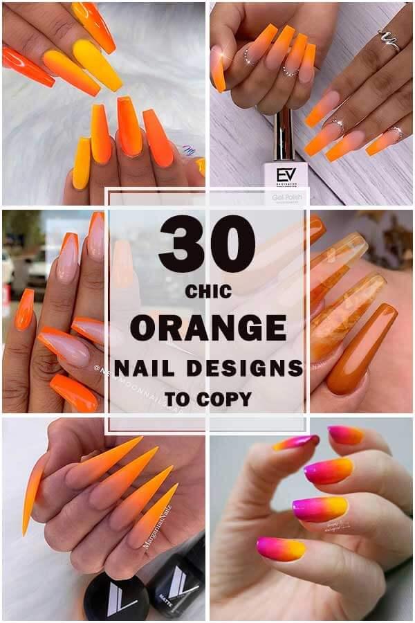 30-Chic-Orange-Nail-Designs-To-Copy-ft1
