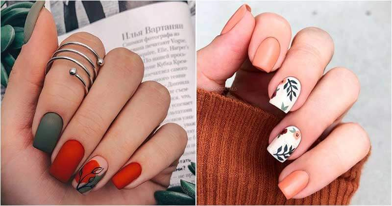 30 Fall Nail Designs That Will Blow Up Your Mind