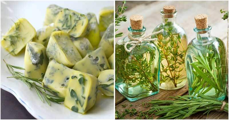 Best Ways To Preserve Your Fresh Herbs All Year-Round