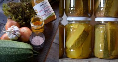How To Pickle And Can Zucchini For Long-Term Use?