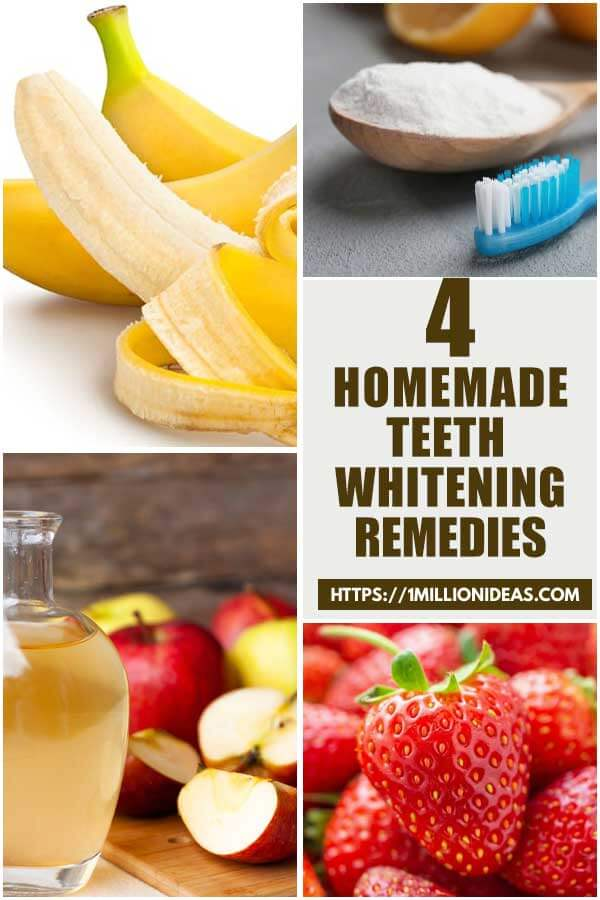 Teeth Whitening Remedies That You Can Make At Home