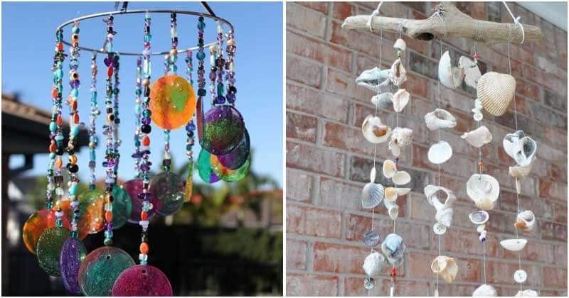 13 Impressive Wind Chime Ideas For Your Backyard