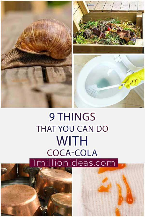 9 Things That You Can Do With Coca-Cola