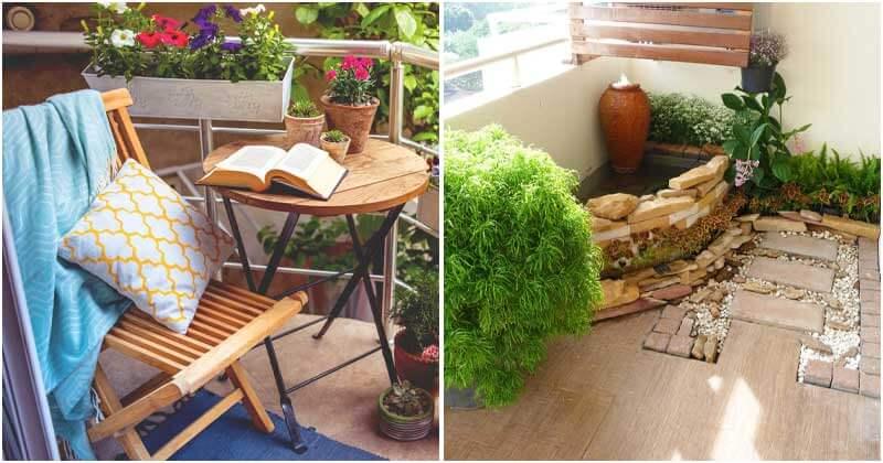 19 Top Balcony Garden Ideas For Apartment