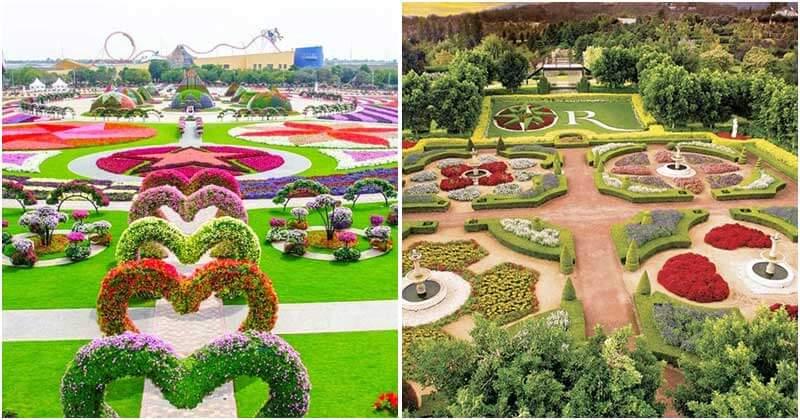 15 Most Beautiful Gardens Around The World