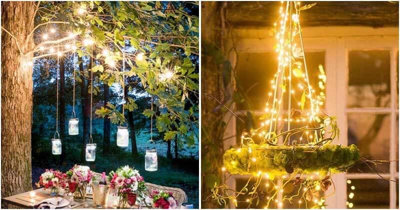 21 Patio String Light Ideas for Your Backyard Garden