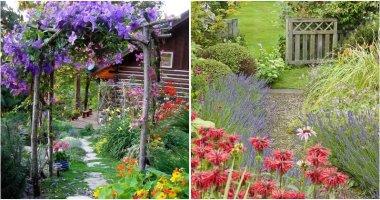 29 Beautiful Cottage Style Garden Ideas