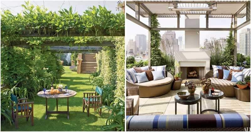 16 Perfect Garden Pergola Ideas for Relaxation