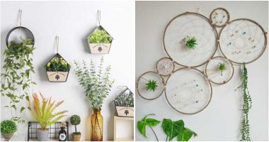 18 Artistic Plant Wall Ideas To Decorate Your House