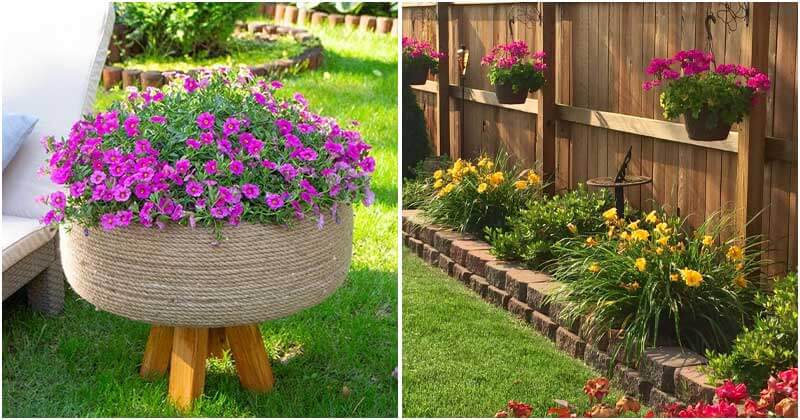 Collection of 23 Appealing Ideas For Your Amazing Garden