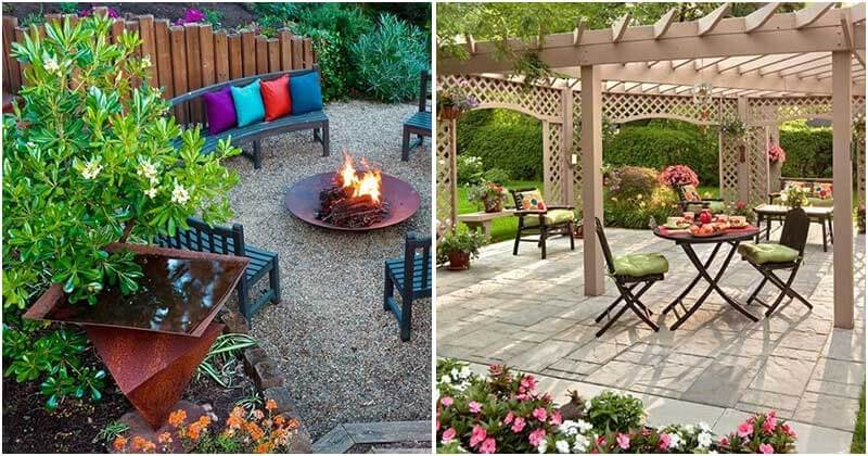 22 Most Beautiful Backyard Designs to Brighten Up Your House