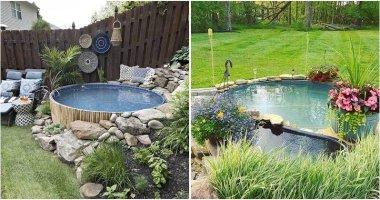 14 Inspiring Small Pond Ideas