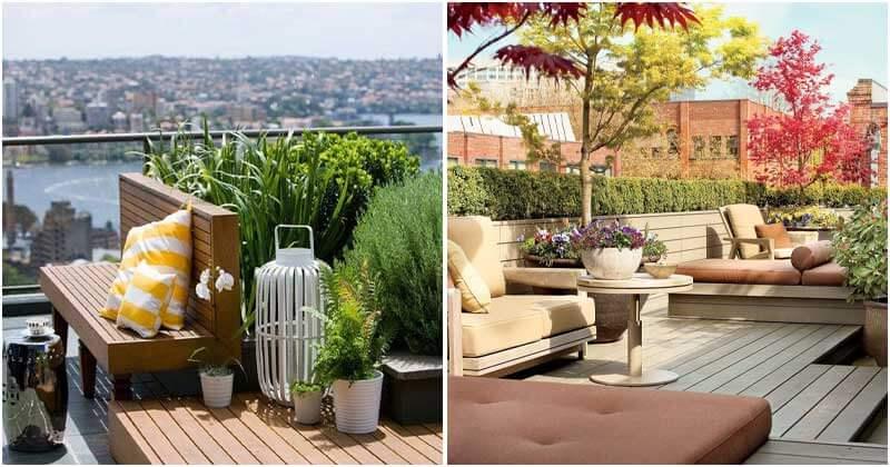 11 Beautiful Rooftop Garden Design Ideas