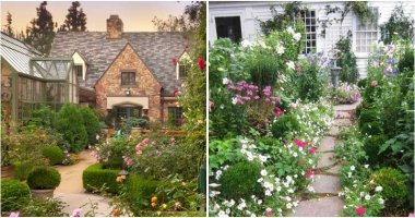11 Garden Ideas Inspired By The Arts and Crafts Movement