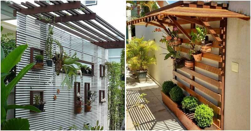13 Wall Decorating Ideas For Patio