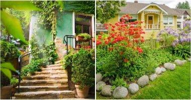 21 Fabulous Front Porch Garden Ideas