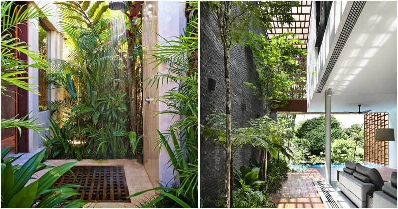 20 Great Landscaping Designs For Space Beside Of Your House