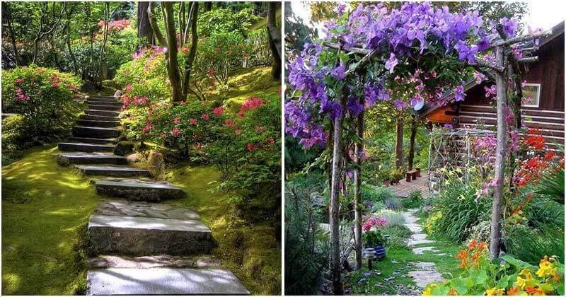 21 Stunning Ideas To Create An Impressive Garden