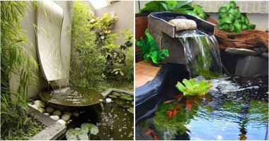 19 Amazing Water Fountain Ideas For Your Backyard