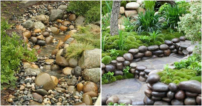 23 Gorgeous Landscaping Ideas With Rocks