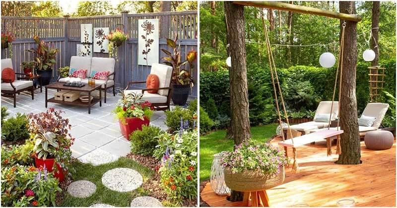 17 Inspiring Outdoor Space Ideas With Garden Style